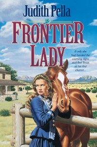 Cover Frontier Lady (Lone Star Legacy Book #1)