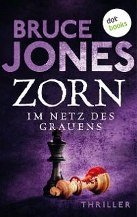 Cover ZORN – Im Netz des Grauens