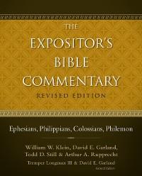 Cover Ephesians, Philippians, Colossians, Philemon
