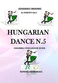 Cover Hungarian Dance N.5