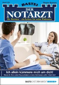 Cover Der Notarzt 356 - Arztroman