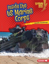 Cover Inside the US Marine Corps
