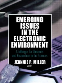 Cover Emerging Issues in the Electronic Environment