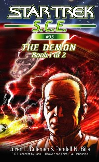 Cover Star Trek: The Demon Book 1