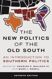 Cover The New Politics of the Old South