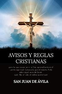 Cover Avisos y reglas cristianas