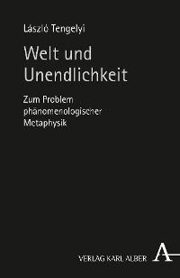 Cover Welt und Unendlichkeit
