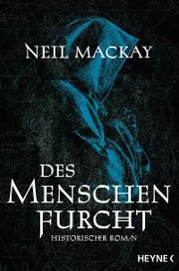 Cover Des Menschen Furcht