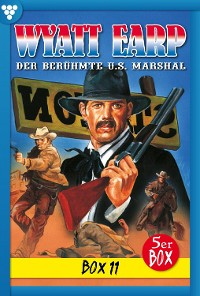 Cover Wyatt Earp Box 11 – Western