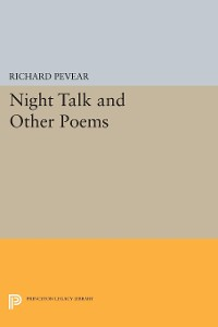 Cover Night Talk and Other Poems