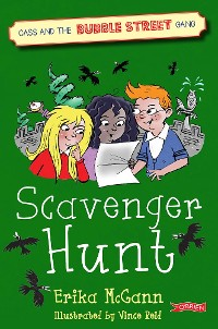 Cover Scavenger Hunt