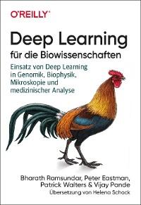 Cover Deep Learning für die Biowissenschaften
