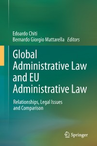 Cover Global Administrative Law and EU Administrative Law