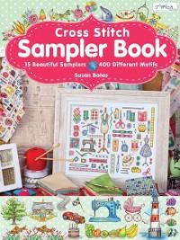 Cover Cross Stitch Sampler Book