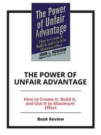 Cover The Power of Unfair Advantage