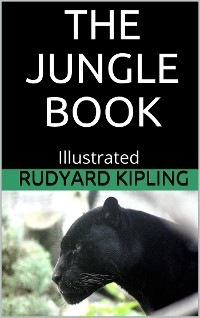 Cover The Jungle Book - Illustrated