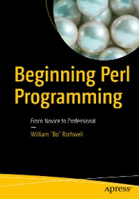 Cover Beginning Perl Programming