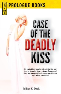 Cover Case of the Deadly Kiss