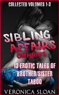 Cover Sibling Affairs Omnibus