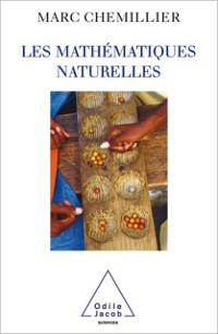 Cover Les Mathematiques naturelles