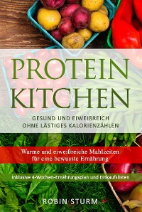 Cover Protein Kitchen