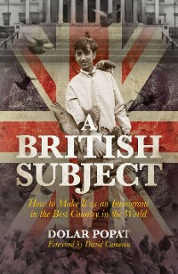 Cover A British Subject