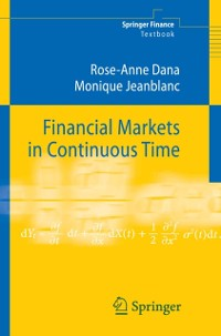 Cover Financial Markets in Continuous Time