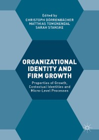 Cover Organizational Identity and Firm Growth