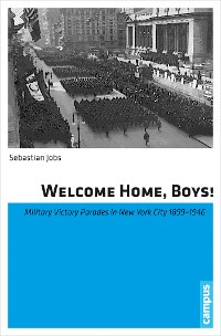 Cover Welcome Home, Boys!