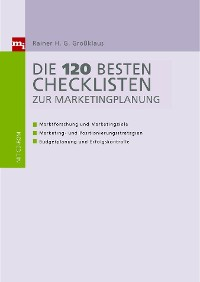 Cover Die 140 besten Checklisten zur Marketingplanung