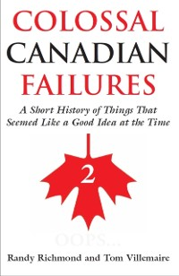 Cover Colossal Canadian Failures 2