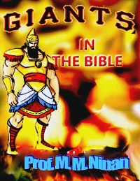 Cover Giants In the Bible