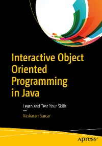 Cover Interactive Object Oriented Programming in Java