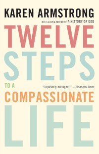 Cover Twelve Steps to a Compassionate Life