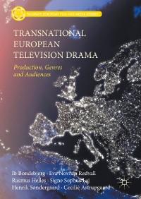 Cover Transnational European Television Drama