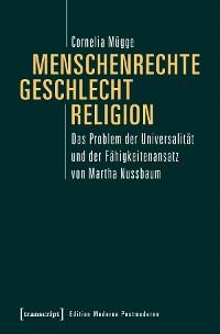 Cover Menschenrechte, Geschlecht, Religion