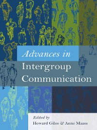 Cover Advances in Intergroup Communication