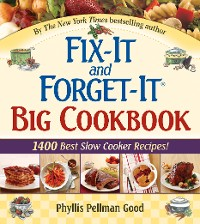 Cover Fix-It and Forget-It Big Cookbook