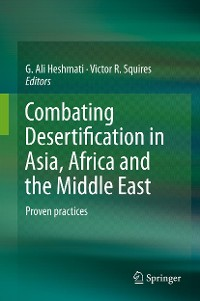 Cover Combating Desertification in Asia, Africa and the Middle East