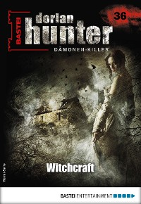 Cover Dorian Hunter 36 - Horror-Serie