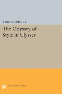 Cover The Odyssey of Style in Ulysses