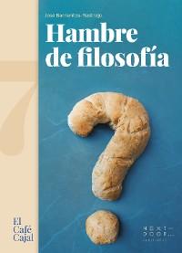 Cover Hambre de filosofía