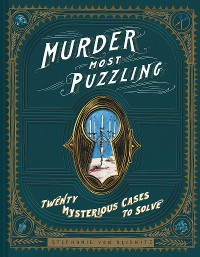 Cover Murder Most Puzzling