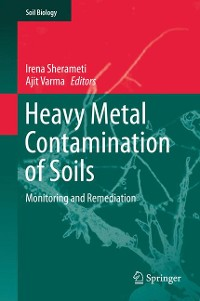 Cover Heavy Metal Contamination of Soils