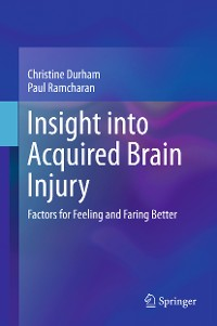 Cover Insight into Acquired Brain Injury