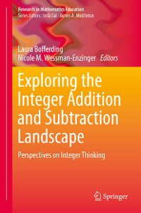 Cover Exploring the Integer Addition and Subtraction Landscape