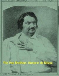 Cover The Two Brothers