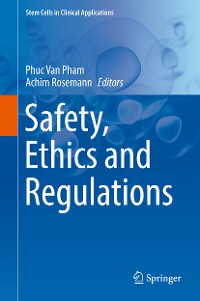 Cover Safety, Ethics and Regulations