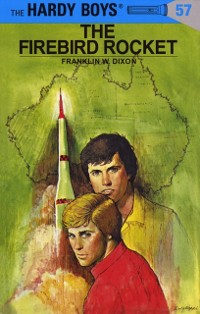 Cover Hardy Boys 57: The Firebird Rocket