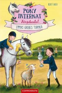 Cover Pony-Internat Kirschental (Bd. 2)